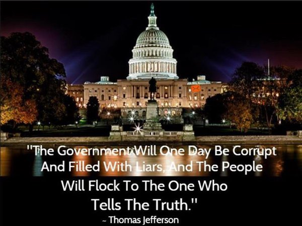 Thomas Jefferson and the Truth